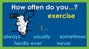 how often do you adverbs of frequency easy english
