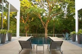 house tour sophisticated contemporary landscape design