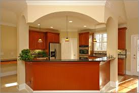 Medium Brown Kitchen Cabinets Kitchen Paint Colors With Medium Brown Cabinets Decocurbscom