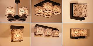 Rustic Ceiling Lights Lombardia Wood Rustic Lights Collection By Rustik Light Coolpile