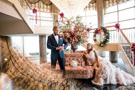 baltimore photographers winter wedding at martin s west baltimore maryland megapixels