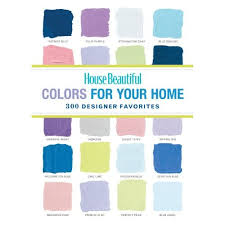 house beautiful colors for your home u2014 books
