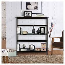 3 tier mission style shelf target