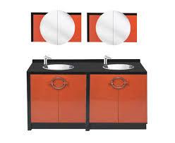 Red Bathroom Vanity Units by Art Deco Bathroom Vanity Unit Best Bathroom Decoration