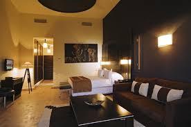 idee deco salon canape noir salon violet et noir noir decoration salon et