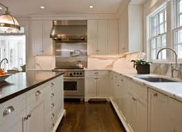 Kitchen Cabinet Pull Placement Cabinet Knob Placement For A Transitional Kitchen With A Pantry