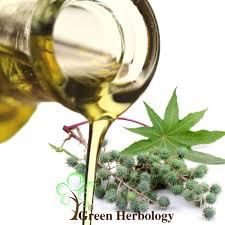 Castor Oil For Hair Loss Castor Oil Green Herbology