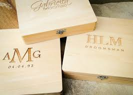 box personalized personalized wedding letter box from engravemethis