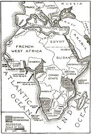 Imperialism In Africa Map by Imperialism U0026 Wwi The Great War Sept 10 To Sept 24 Historical