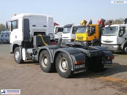 man tga 33 460 manual retarder tractor units for sale truck