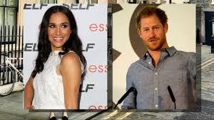 prince harry s girl friend prince harry s girlfriend meghan markle jets to london video abc news