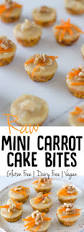 raw mini carrot cake bites vanessa vickery becomingness say