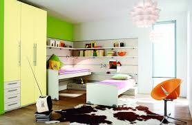 Kids Rooms Rugs by Modern Orange Table Lamp On The Desk With Stripped Kids Room Rugs