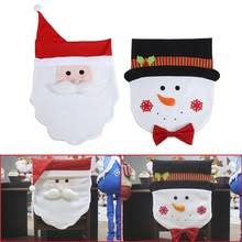 snowman chair covers compare prices on hotel christmas decorations online shopping buy