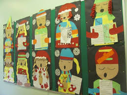 Christmas Art Projects 4th Grade