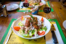 chez ma cuisine geneve chez ma cousine salad geneva yelp