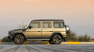 bagged mercedes wagon mercedes benz g class gets increased production capacity