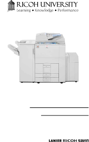 ricoh mp6001 parts catalog v07 documents