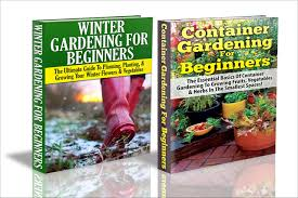 buy gardening box set 4 container gardening for beginners u0026amp
