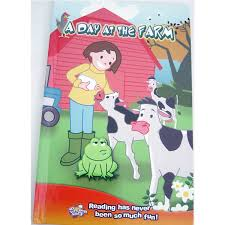 personalised book day at the farm personalised with your child s name
