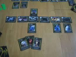 hiew s boardgame nightmare before tcg neuroshima hex