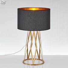 online get cheap modern chrome table lamp aliexpress com