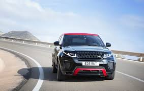land rover black 2017 updated 2017 range rover evoque gains more tech and new ember