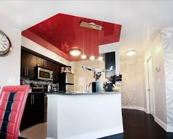 benefits and disadvantages stretched ceiling small design ideas