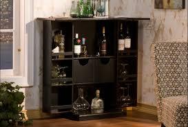 Bastille Bar Cabinet Stylish Corner Bar Furniture With Refrigerator Tags Back Bar