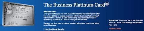 Business Platinum Card Amex Ymmv Amex Business Platinum 75 000 Offer With 5 000 Spend