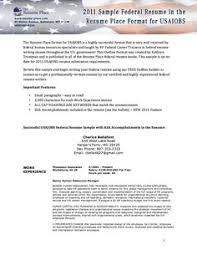 Usa Jobs Resume Format Letter From Bank Account Balance Template Confirmation Hava
