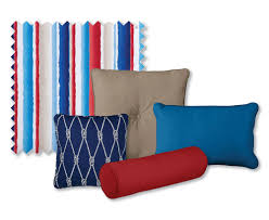 Outdoor Cushions For Patio Furniture by How To Coordinate Patio Cushions Improvements Catalog