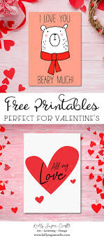 free valentines cards free s day printable cards sugar crafts