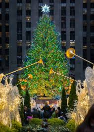 christmas trees in nyc the most beautiful ones