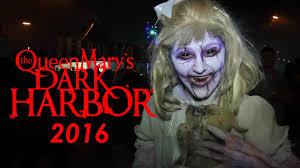 queen mary u0027s dark harbor 2016 youtube