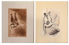 cuisine cagnarde blanche marc chagall les sept péchés capitaux seven deadly sins 1926