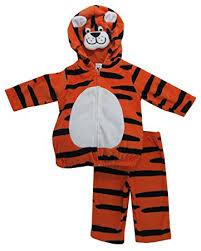 Amazon Halloween Costumes Amazon Carter U0027s Halloween 2 Pc Costume Tiger 6 9 Months Baby
