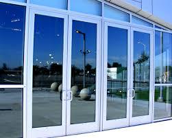 Aluminum Exterior Door Crl Arch U S Aluminum Entrance Doors