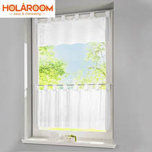 Solid Color Valances For Windows Compare Prices On Kitchen Window Valances Online Shopping Buy Low