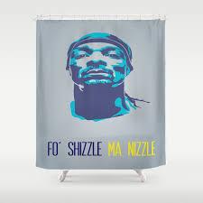 Heisenberg Shower Curtains Heisenberg Fabric Shower Curtain Liner Snoop Dogg Poster Art Shower Curtain By Florianrodarte Society6