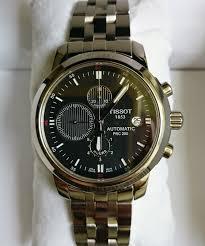Jam Tangan Tissot temptation jual beli jam tangan second arloji mewah bekas