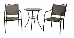 Cheap Patio Chairs 3 Piece Outdoor Patio Furniture Set 2 Chairs And Table Only