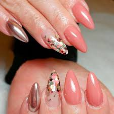 21 cool almond nails designs for an exceptional look almond