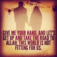 wedding quotes islamic pin by i u for the sake of allah on each other just