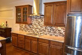 kitchen backsplash ideas with oak cabinets kitchen backsplash ideas with maple cabinets with pics category