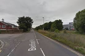 stanwell crash appeal after car comes off road and ends up in