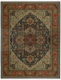 Quality Area Rugs Rugstudio Presents Karastan Sovereign Maharajah Navy Machine Woven