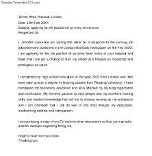 Rn Resume Cover Letter Examples by Graduate Nurse Resume Example Student Nurse Resume Free Sample