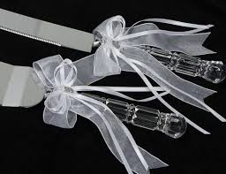 73 best wedding cake knife server set decor images on pinterest