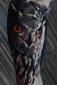 Tattoo Pictures Of Owls | owl tattoos for men tattoo owl and tattoo black